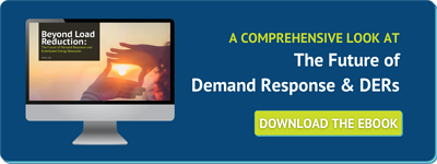 Download the Beyond Load Reduction Ebook for a Comprehensive look at the future of Demand Response and DERs